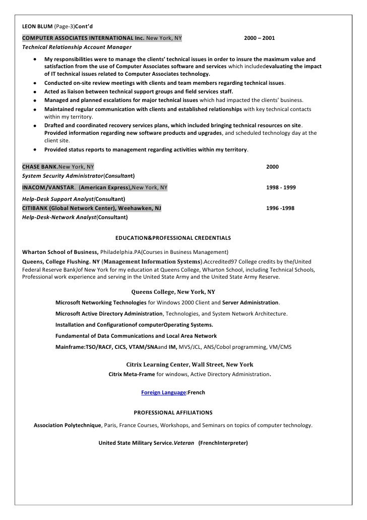 information security manager resume 28 images