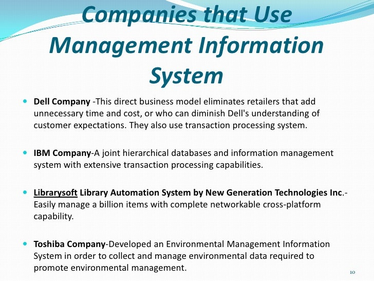 management information system 6 essay Database of free information systems essays - we have thousands of free essays across a wide range of subject evaluation of materials management information system.
