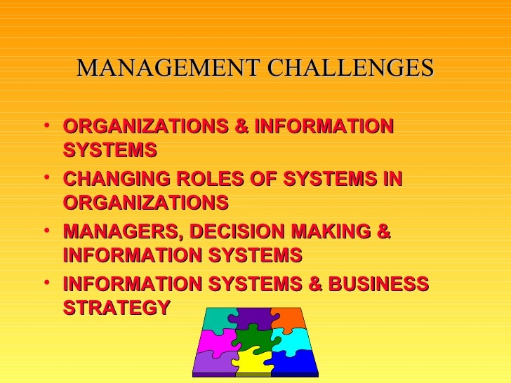four challenges in managing organization The 7 biggest challenges of a manager by harwell on november 11, 2009  the organization you're managing is responsible for something — whether it's performing a business process.