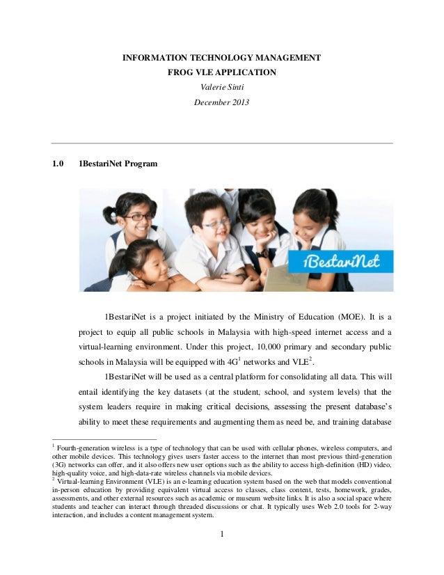 ... SintiDecember 20131.0 1BestariNet Program1BestariNet i