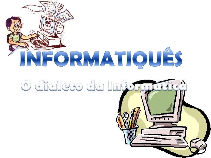 Informatiques