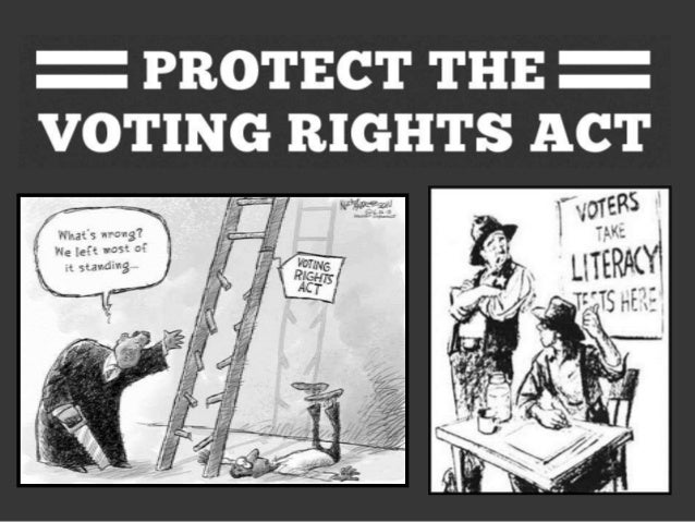 the voting rights act of 1965 essay