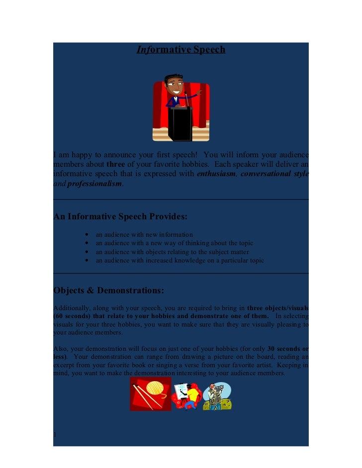 informative speech technology We will write a custom essay sample on informative speech caffeine specifically for you for only $1638 $139/page  informative marijuana speech  informative .
