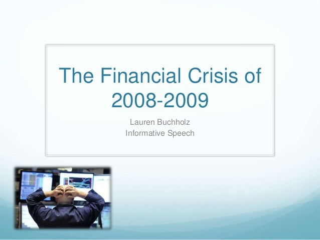 The Financial Crisis and the Choice of College Major