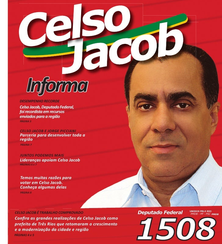 Informativo Celso Jacob