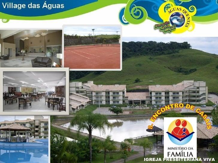 Informativo Resort Encontro
