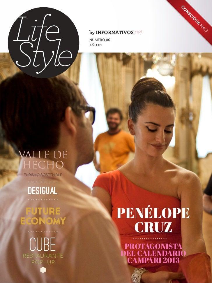 Nº6 LifeStyle Magazine
