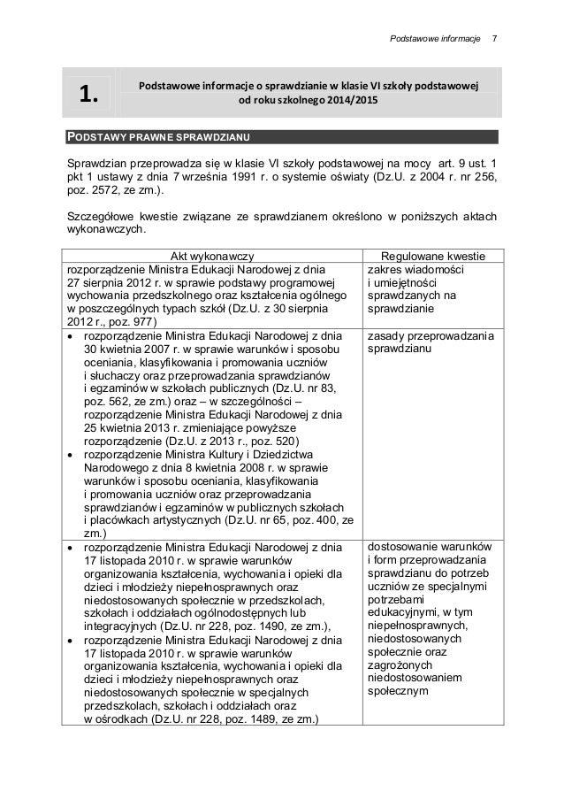 Ignacy Krasicki test
