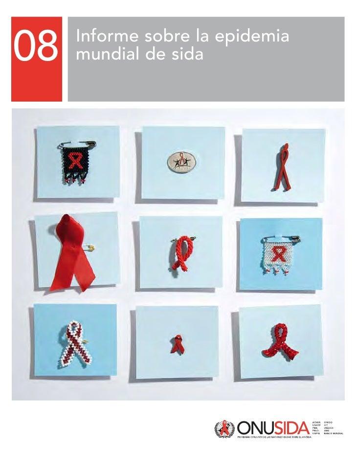 Informe sobre el sida