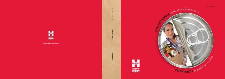 Informe anual-09 HERDEZ