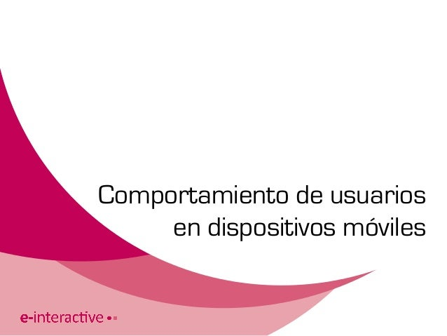 Estudio sobre marketing móvil y negocio local