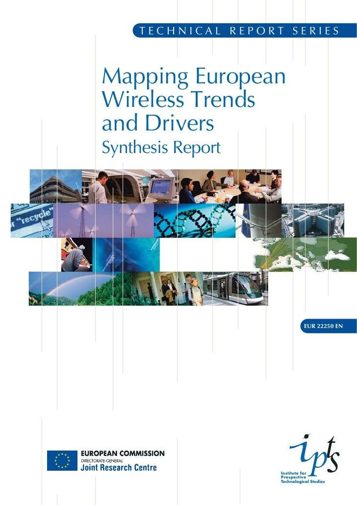 Informe Europeo de Wireless