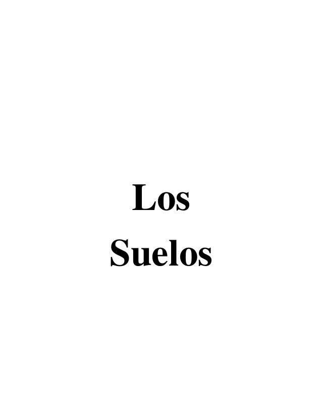 LosSuelos