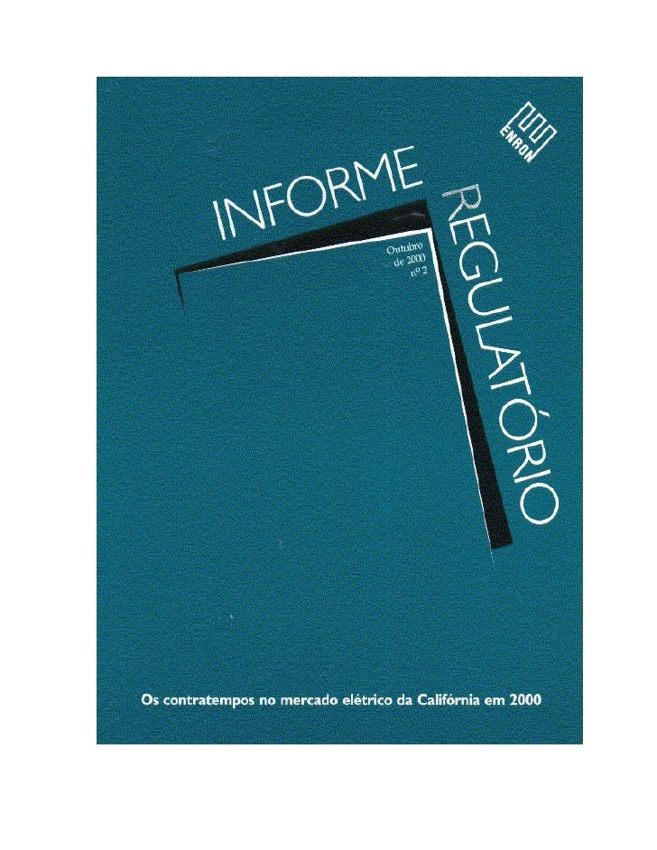 Informe 2   Crise California