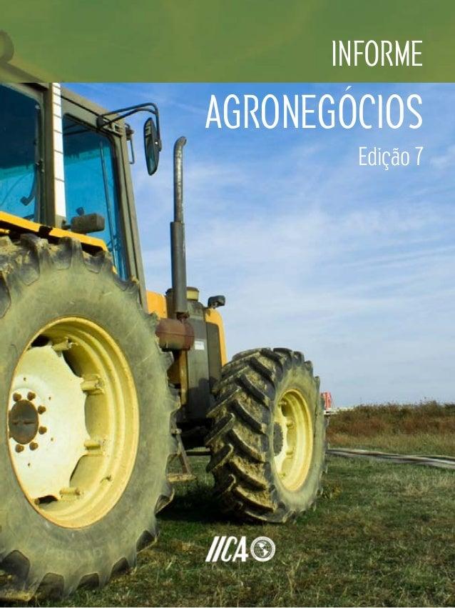 Informe Agronegócios - Edição 7