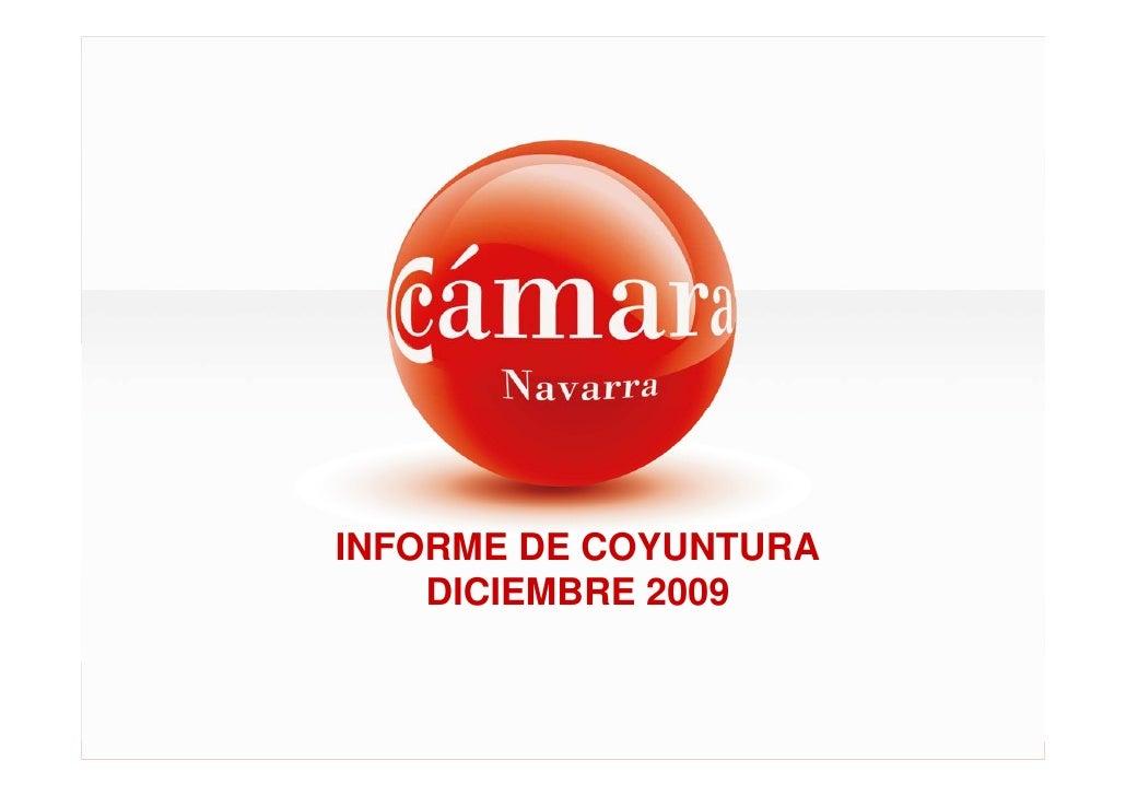 INFORME DE COYUNTURA     DICIEMBRE 2009