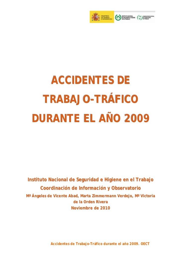Informe de att 2009