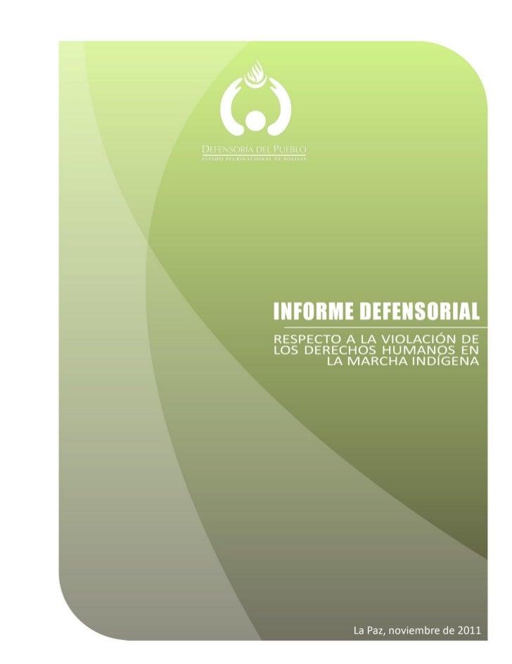 Informe defensorial intervencion_marcha_indigena