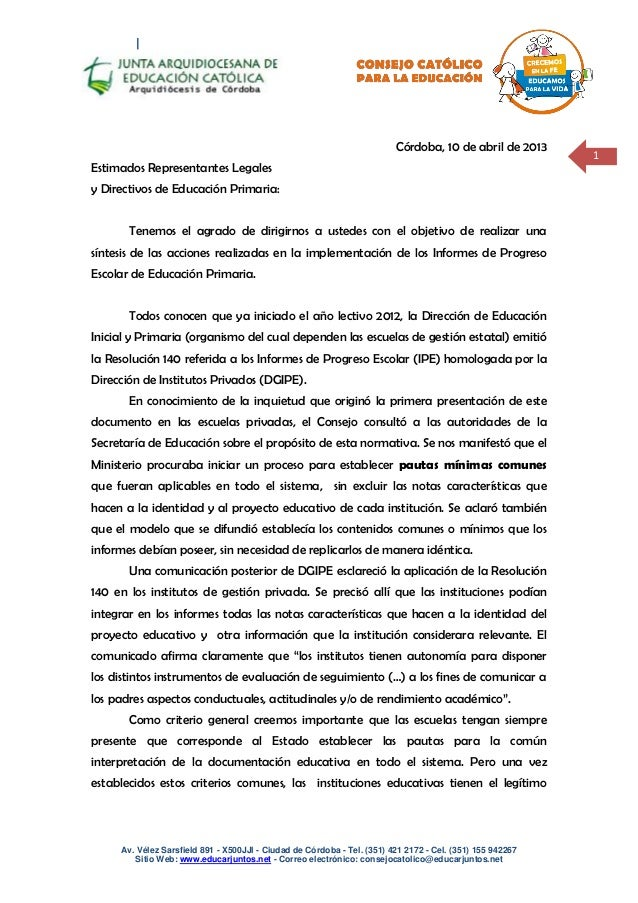 Córdoba, 10 de abril de 2013                                                                                              ...