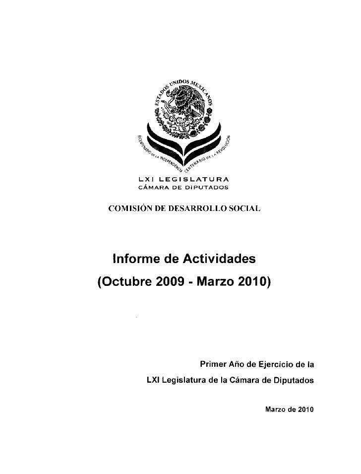 Informe desarrollo social_oct_2009_mar_2010