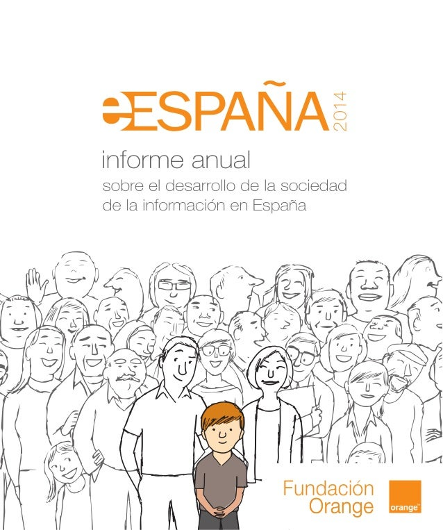 Informe eEspaña2014