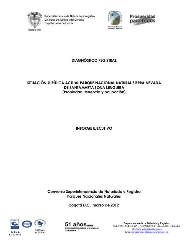 Superintendencia de Notariado y RegistroMinisterio de Justicia y del DerechoRepública de ColombiaSuperintendencia de Notar...