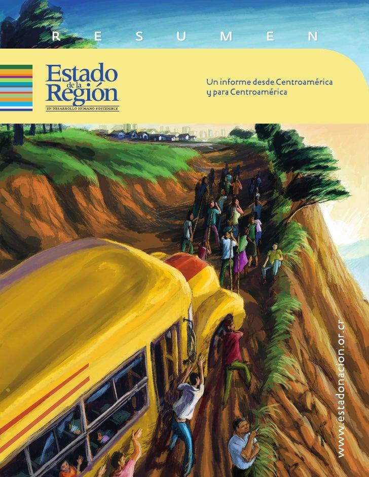 Informe estado region 2011 baja