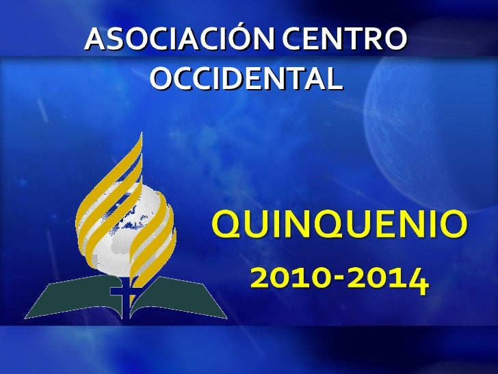 ASOCIACIÓN CENTRO   OCCIDENTAL