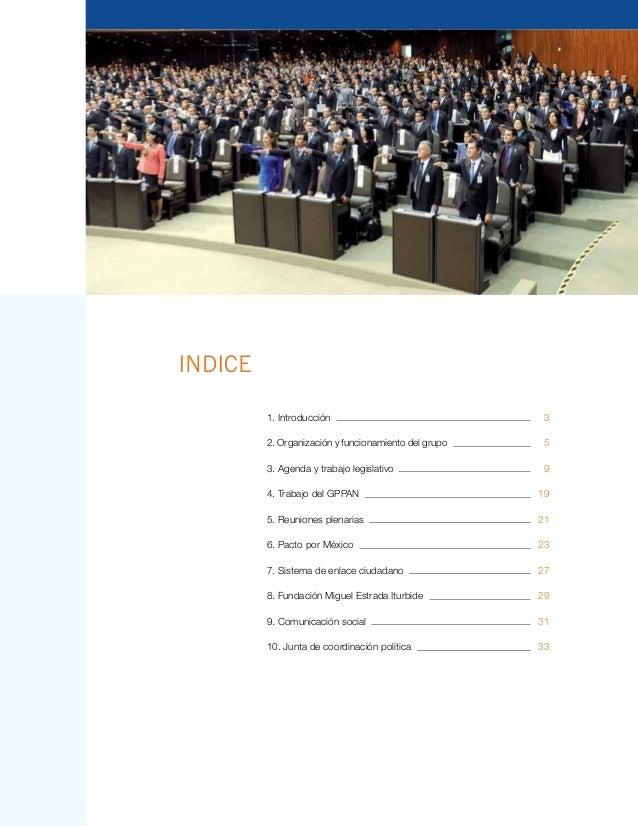 IInforme del GPPAN del 1er Periodo del 1er Año de la LXII Legislatura