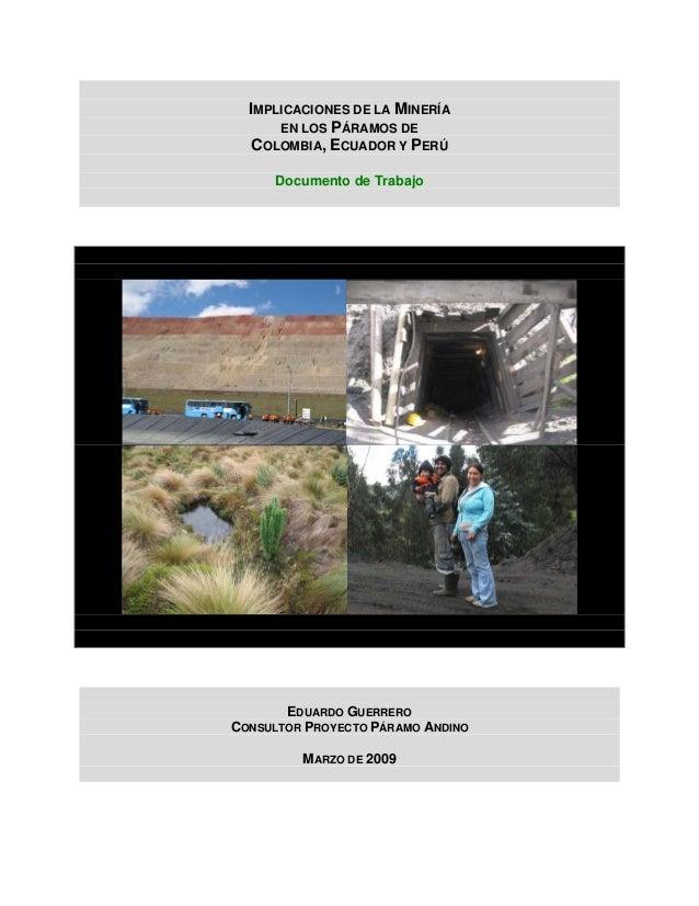 Informe mineria __paramos__version_preliminar_