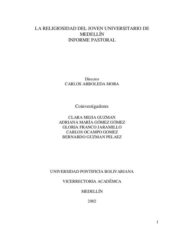 Informe pastoral. religiosidad_del_universitario[1]