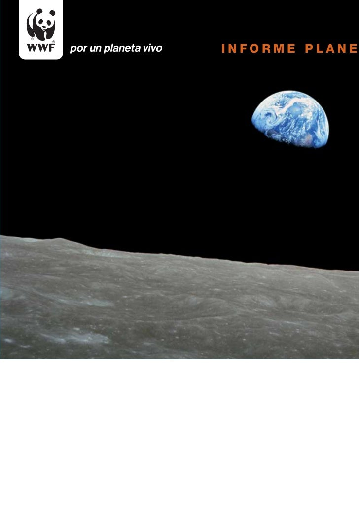 Informe Planeta Vivo