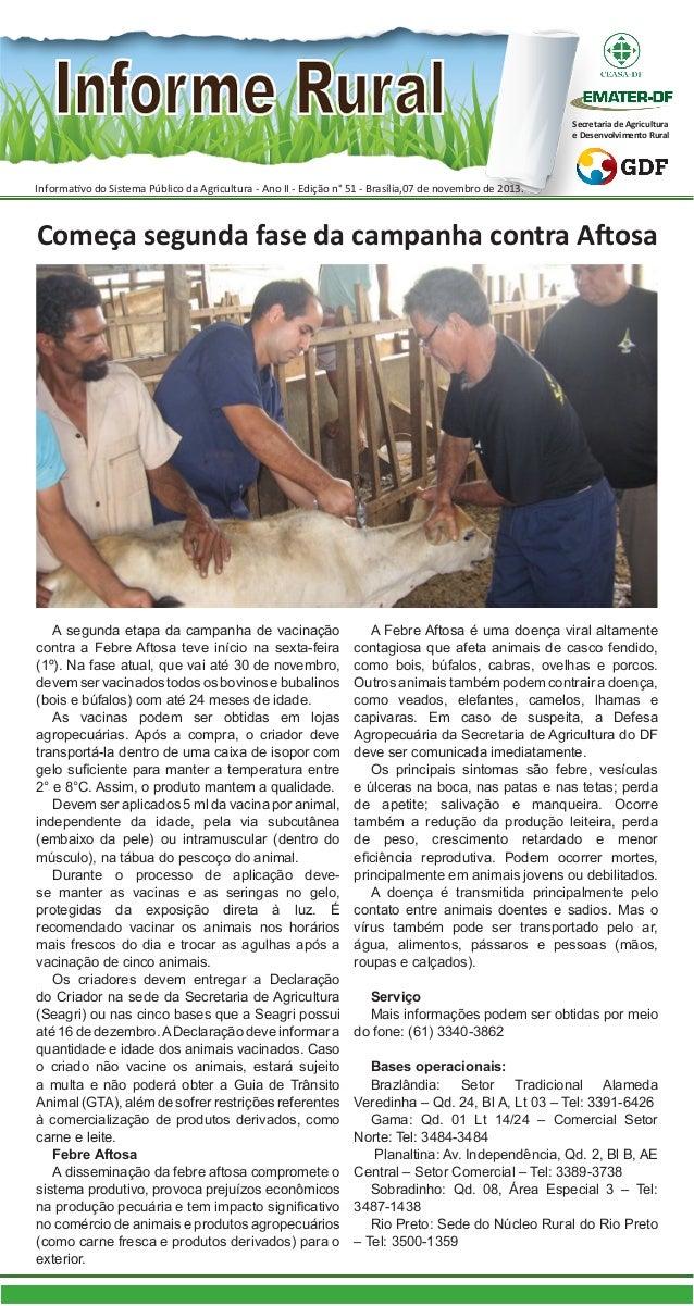 Informe Rural - 07/11/13