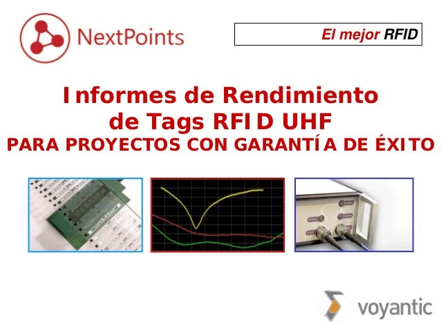 El mejor RFID Informes de Rendimiento de Tags RFID UHF PARA PROYECTOS CON GARANTÍA DE ÉXITO