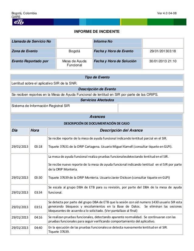 Informe supernotariado y registro 29 01-2013