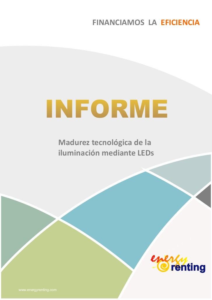 Informe Tecnologia Led