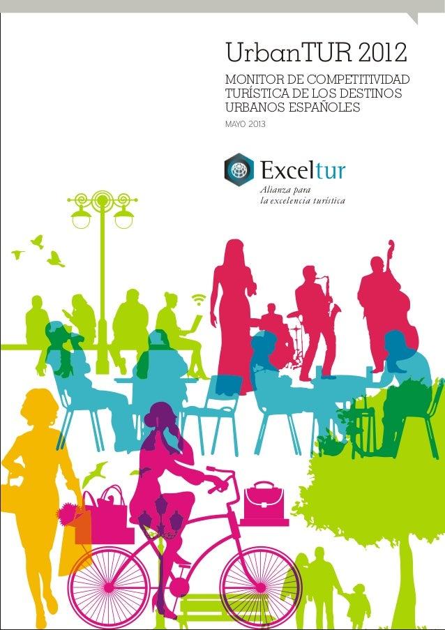 Informe UrbanTur2012