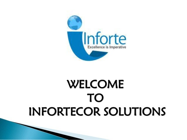 Infortecorp  Solutions Pvt Ltd Company Profile