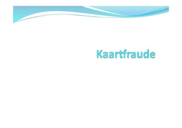Een  rat-‐race  tussen  skimmers  en  beveiligingsmaatregelen   Jeroen  de  Boer   4  November  201...