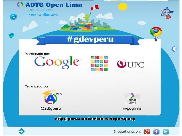 "Expositor: +Juan José Rodríguez jrodriguezv10@gmail.com @jrodriguezv10 juanjoserodriguezv.blogspot.com ""Google Para Desarr..."