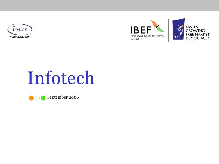 Indian Information Technology Sector