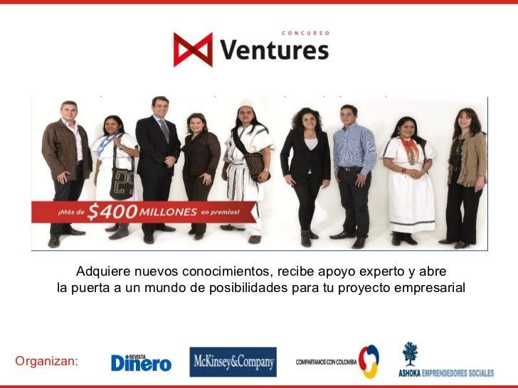 Info ventures 2012