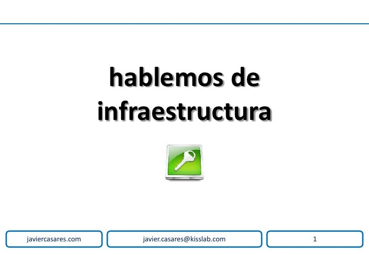 Infraestructura SEO