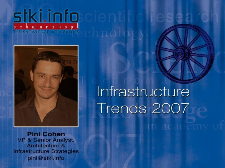 Infrastructure Strategies 2007