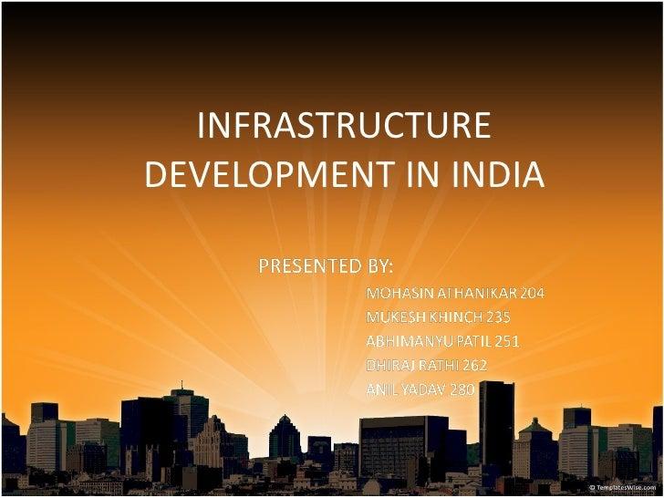 india development: