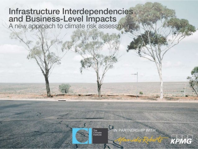 Extreme Weather & Infrastructure Interdependencies