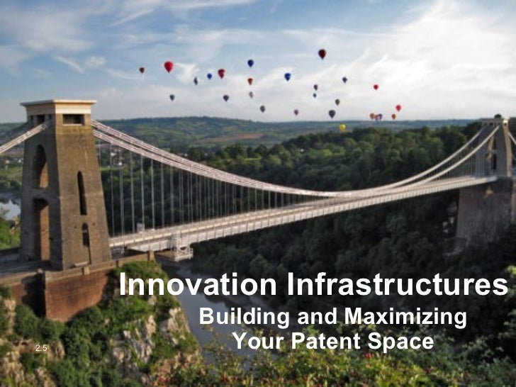 Patents: How to gain the Competitive Edge