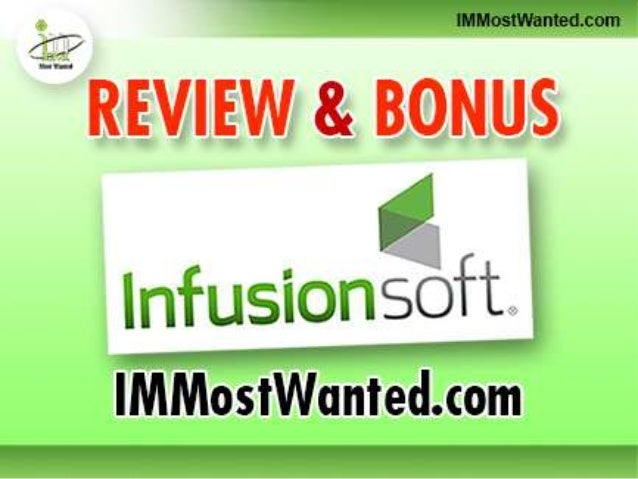 How Infusionsoft Can Help You In Your OnlineBusinessThere is something smart around, something that can become yourbest fr...