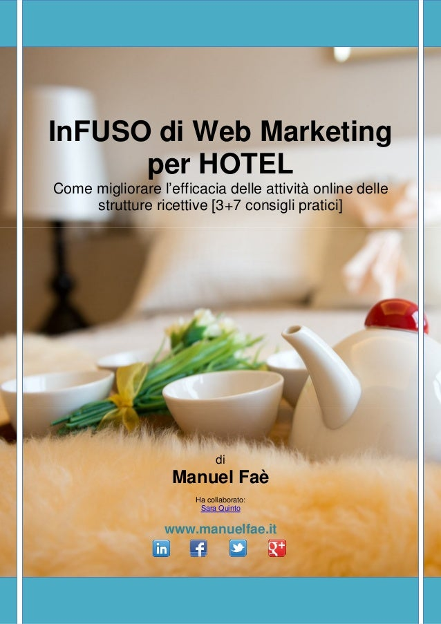 Web Marketing Turistico (speciale HOTEL)
