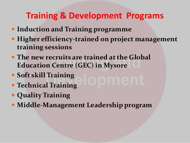 technical training program essay Successful technical training programs are led by someone who believes in the business importance of the 42 53 implementation strategies implementation.